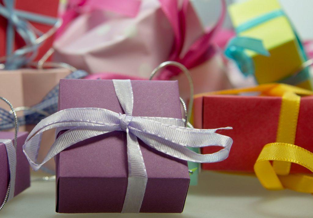 Quoi offrir pour un anniversaire?